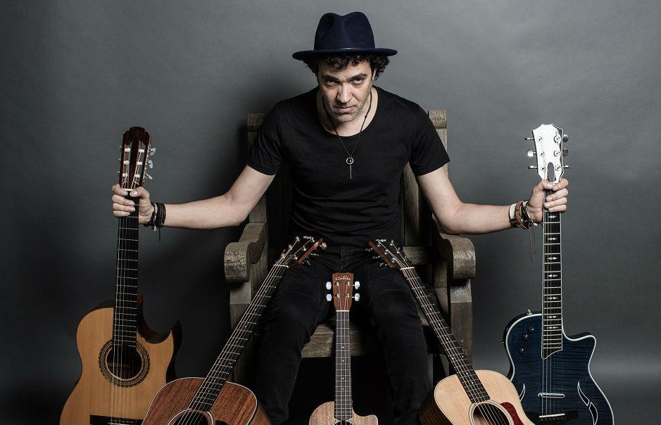 Paulinho Moska faz show gratuito em Curitiba nesta quinta-feira
