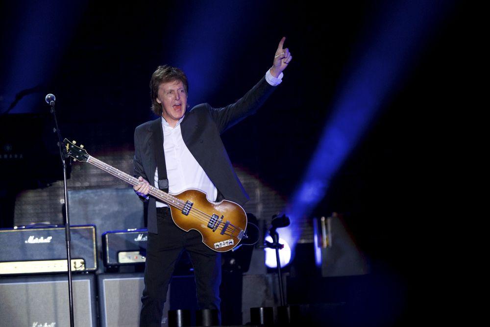 Paul McCartney volta a Curitiba em 2019