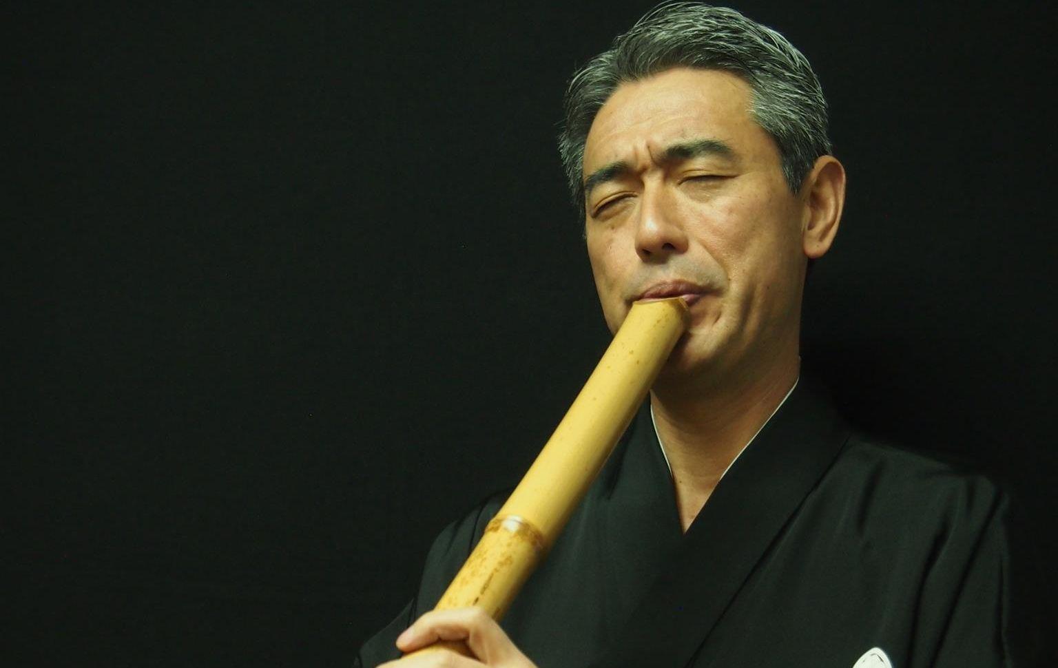 Maior mestre de flauta de bambu faz show em Curitiba