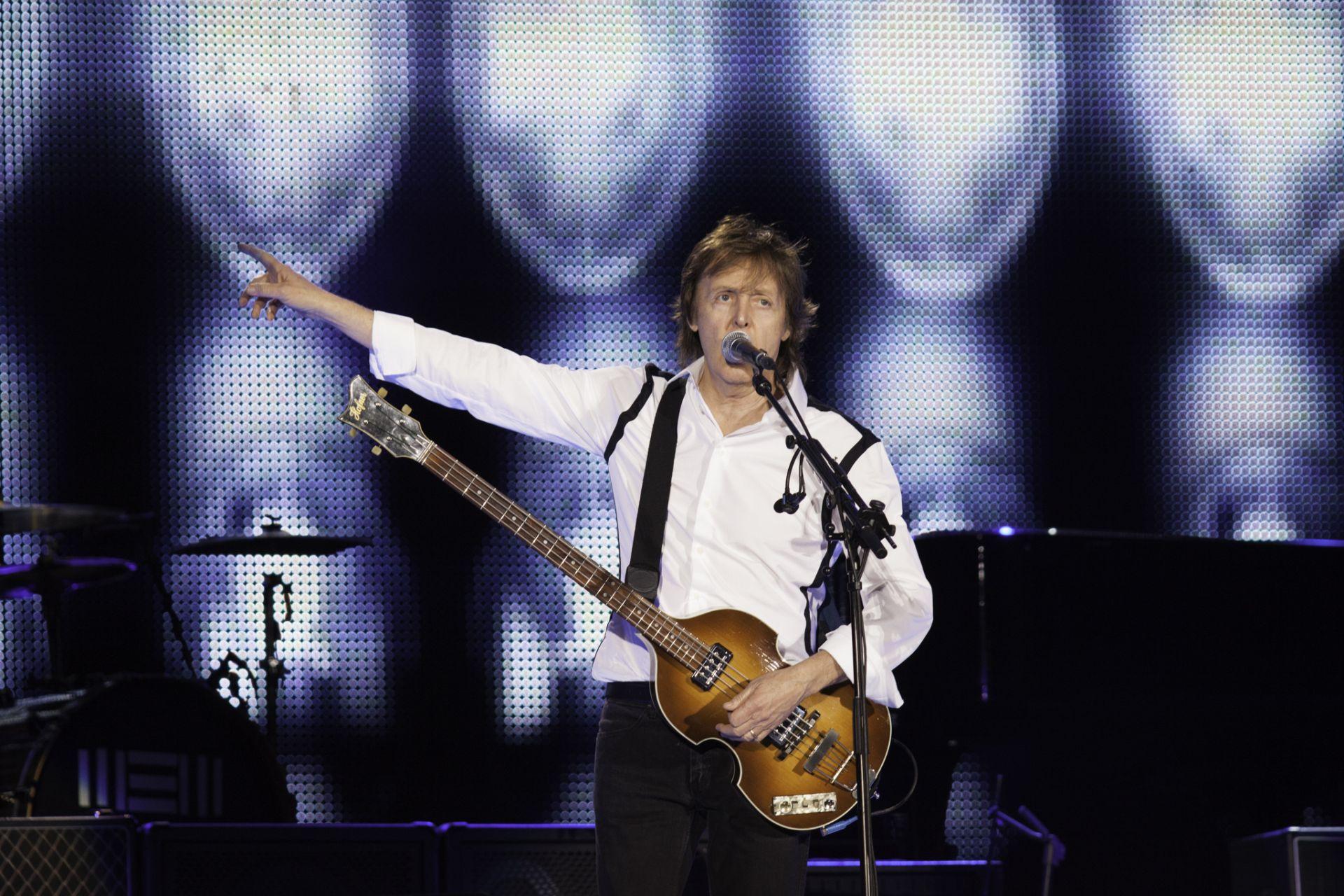 Pré-venda do Paul McCartney começa hoje; veja como fazer