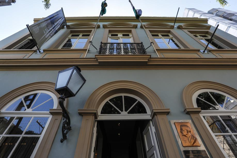 Museu Casa Alfredo Andersen reabre com peças inéditas do pintor