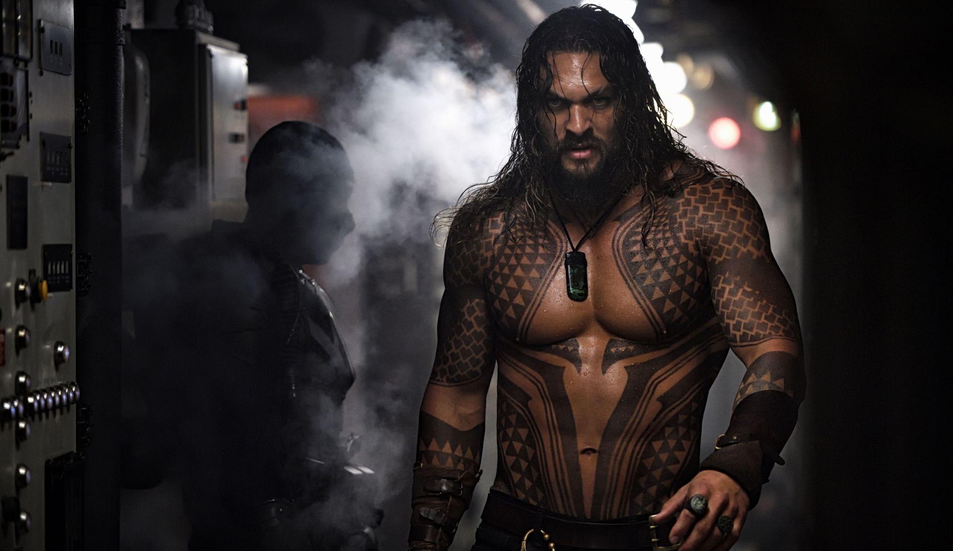 Aquaman sai do estereótipo de herói e busca referência mágica em ficção científica