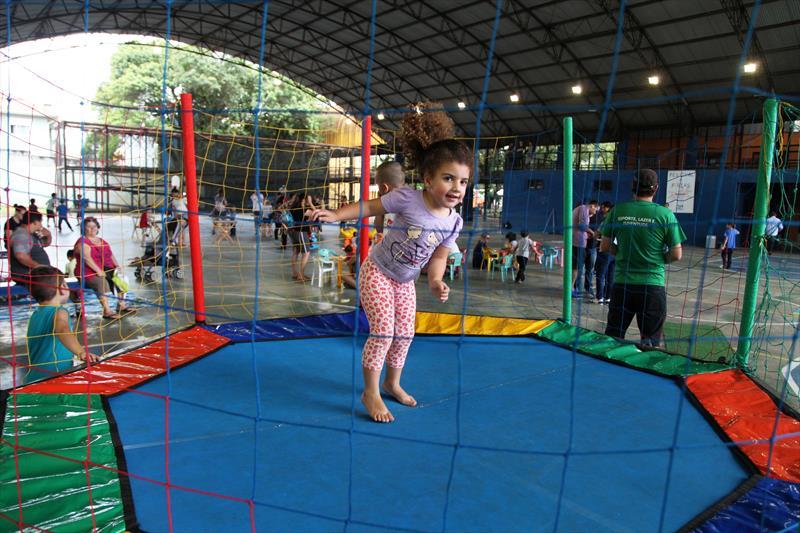 10 bairros de Curitiba vão ter colônias de férias gratuitas