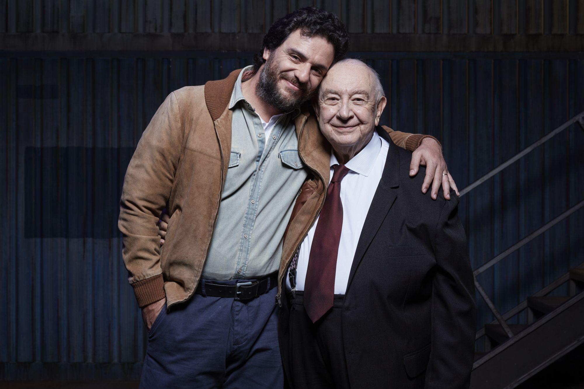 Rodrigo Lombardi estrela peça que fala de tensão sexual, violência e xenofobia