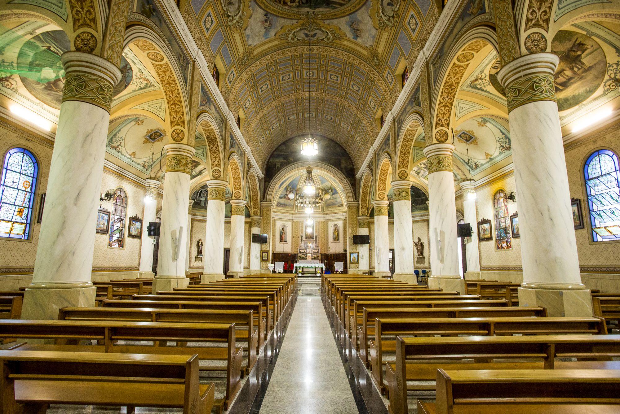 Conheça as igrejas de Curitiba e região com mais de 100 anos