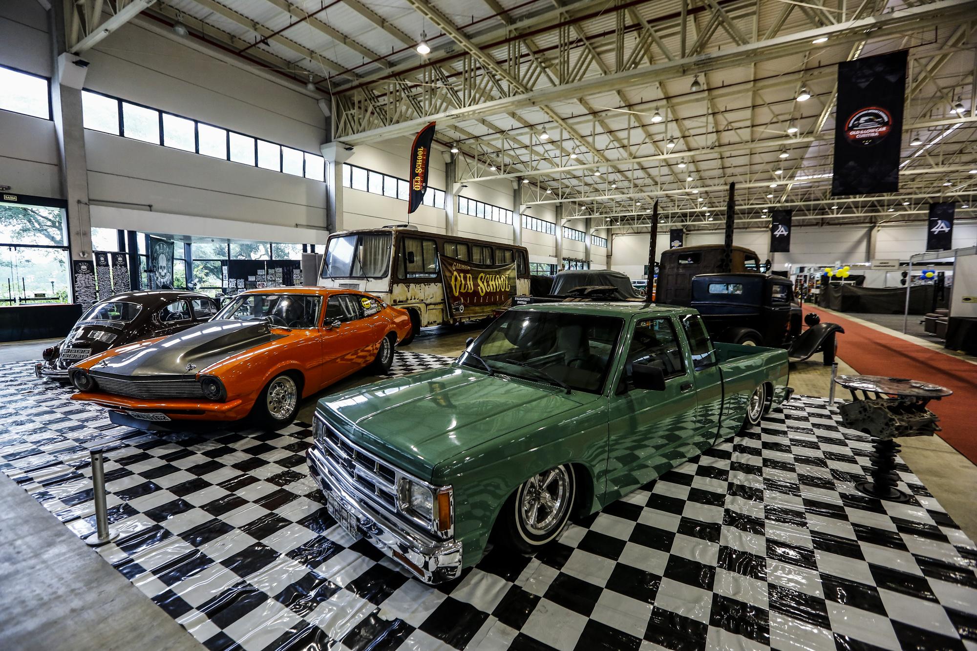 Carros incríveis para conhecer em Curitiba neste fim de semana
