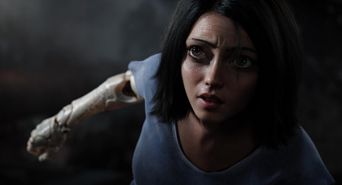 Antes de estrear Avatar 2 você precisa ver no cinema Alita: Anjo de Batalha