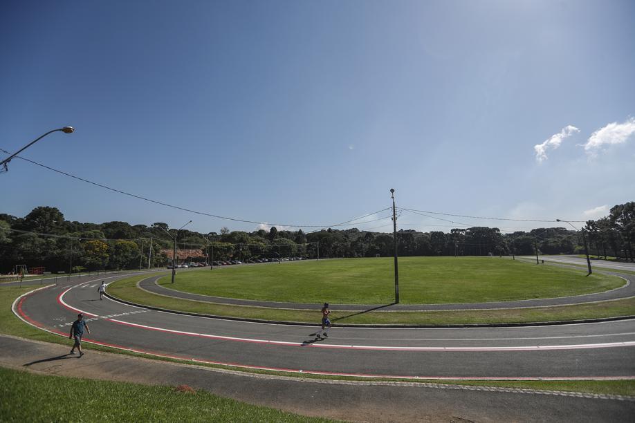 Parque e praça de Araucária disponibilizam bicicletas gratuitas