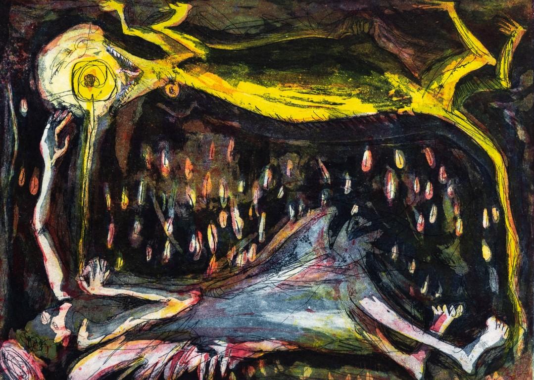 Exposição celebra uma das maiores críticas da arte paranaense