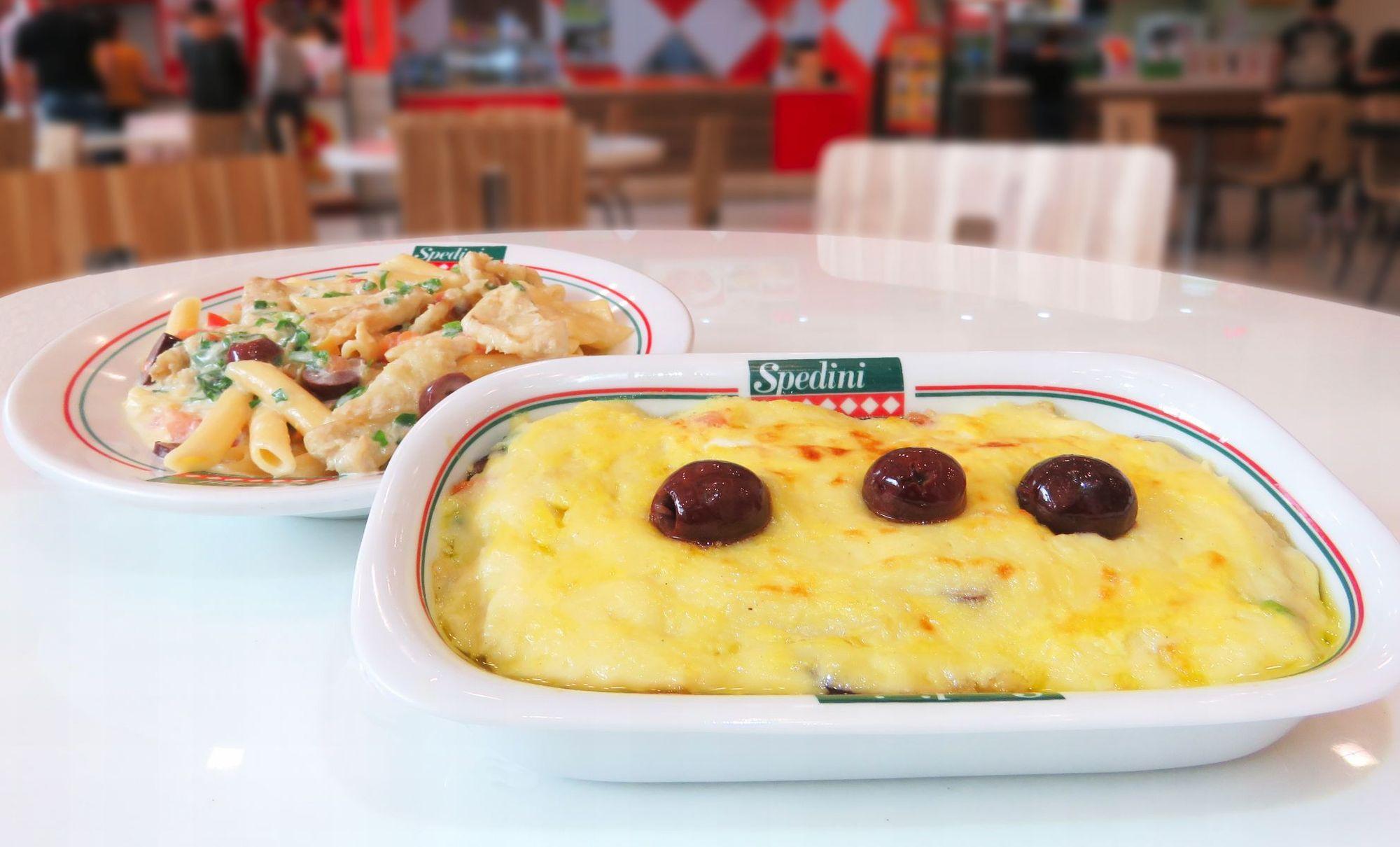 Rede de restaurante especializado em massas lança pratos à base de bacalhau