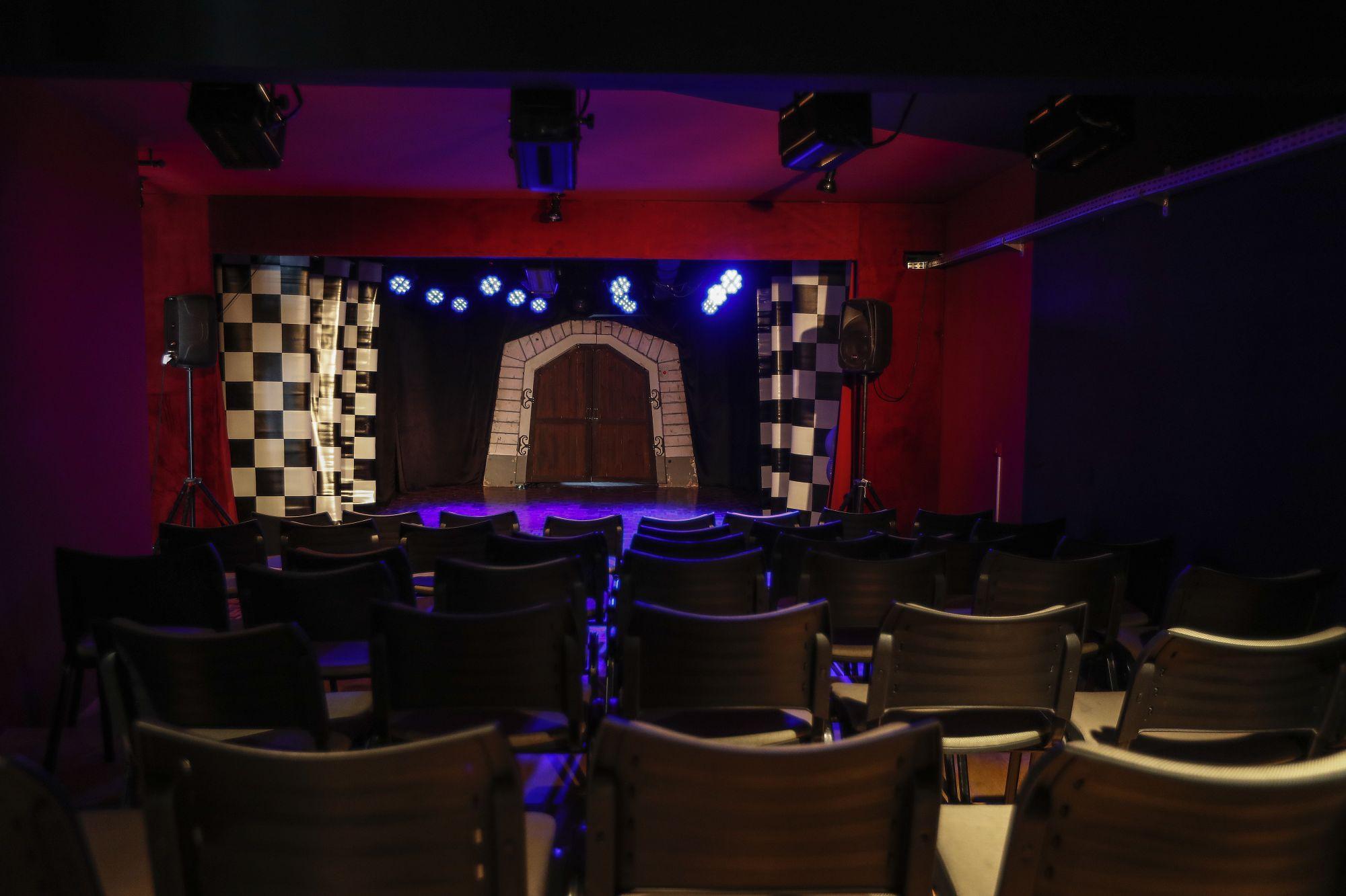 Curitiba ganha teatro voltado para apresentações de musicais