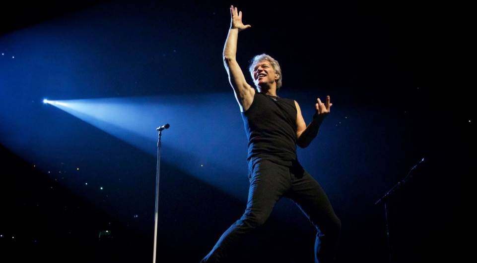 Pré-venda começa quarta: Ingressos para Bon Jovi custam entre R$ 270 e R$ 920
