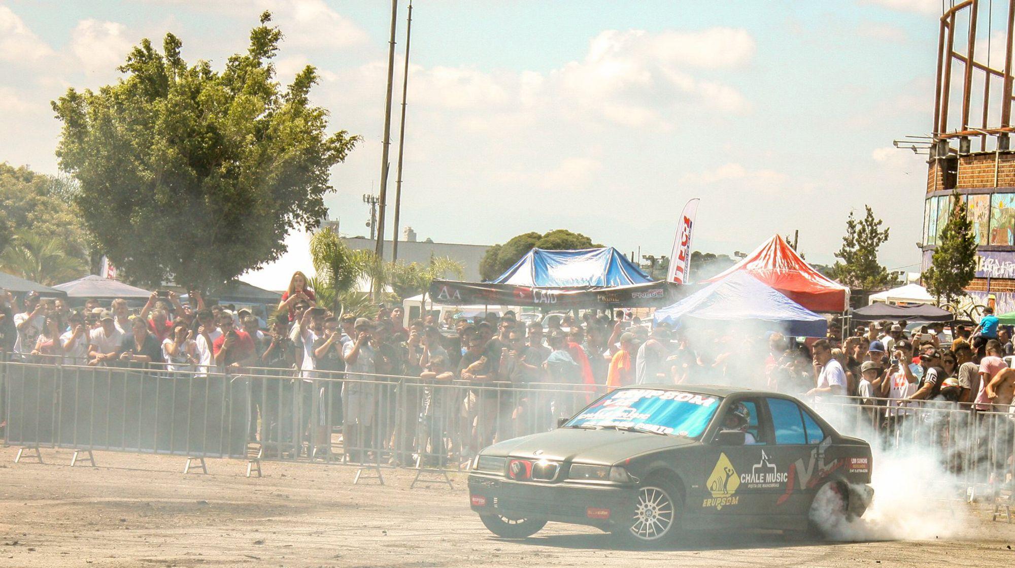 4 motivos para ir ao Curitiba Show Car neste fim de semana