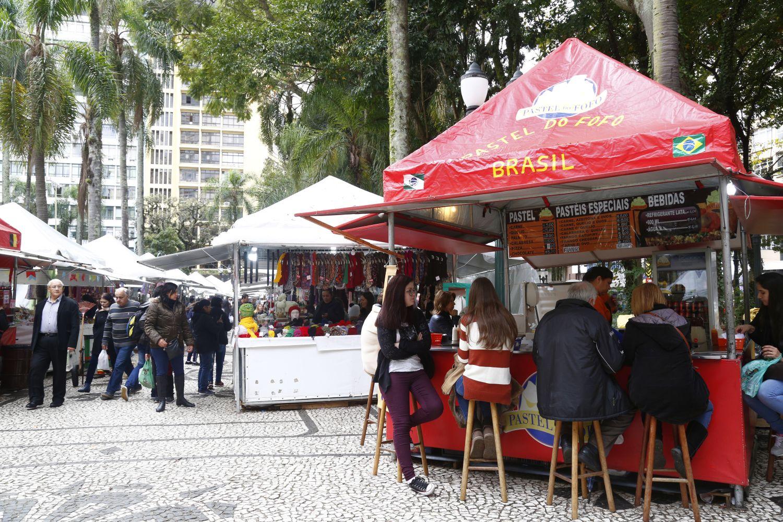 Feira de Inverno da Praça Osório tem data marcada para começar