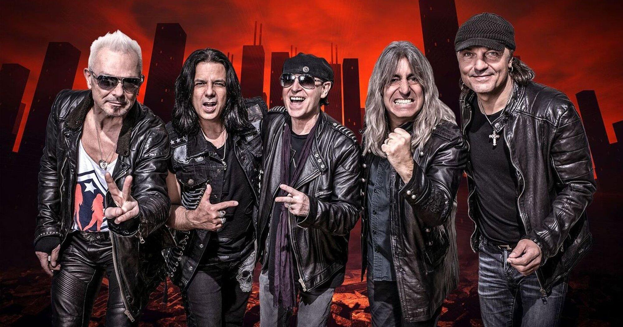 Festival inédito com Scorpions, Whitesnake e Europe libera venda de ingressos