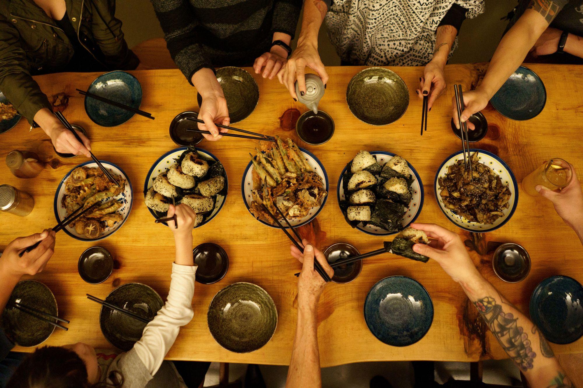 Cozinha afetiva japonesa ganha reduto no centro de Curitiba