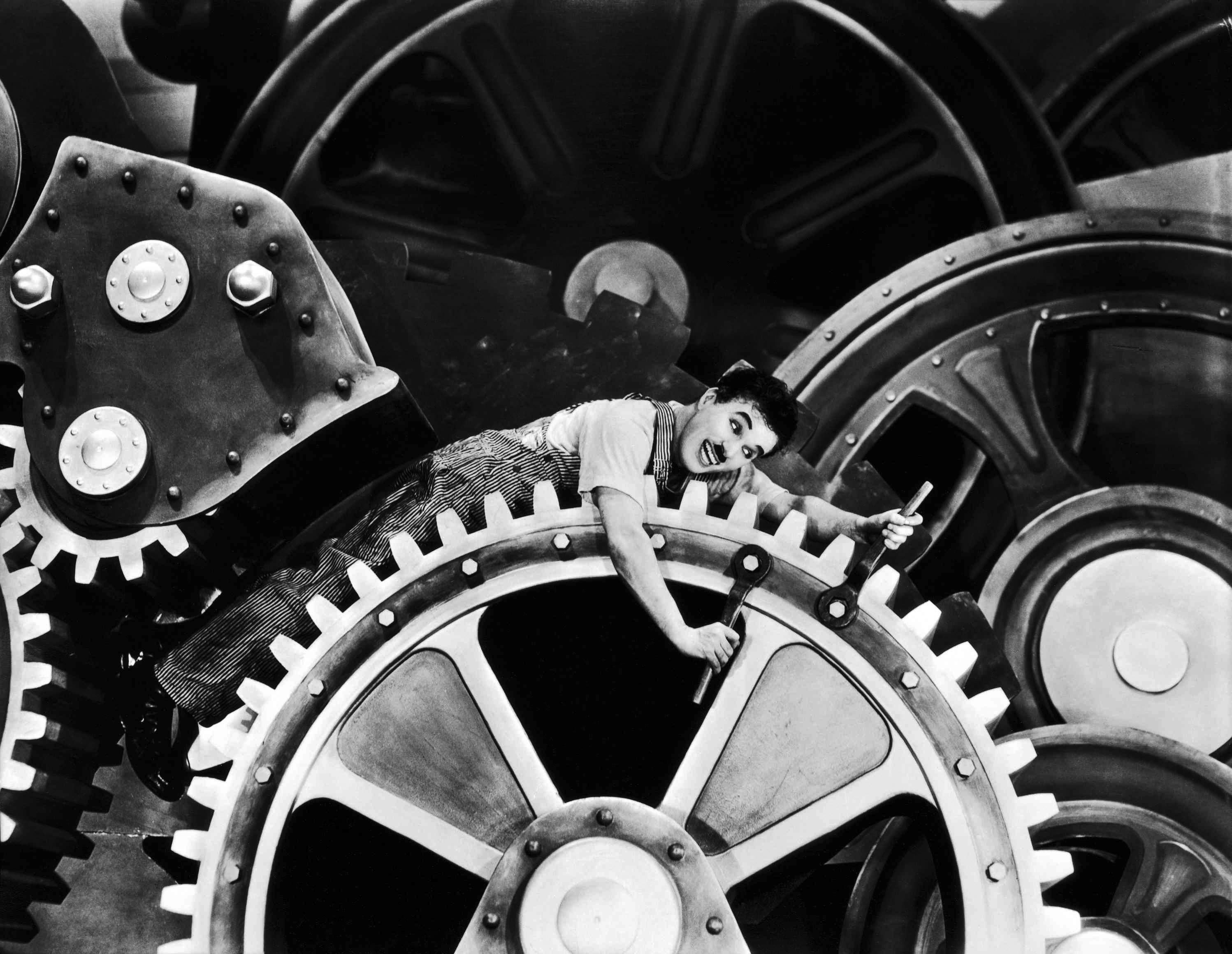 Cine Passeio exibe clássicos de Charles Chaplin com entrada gratuita