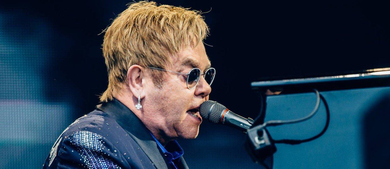 Rocketman! Tributo a Elton John chega a Curitiba com desconto do Clube