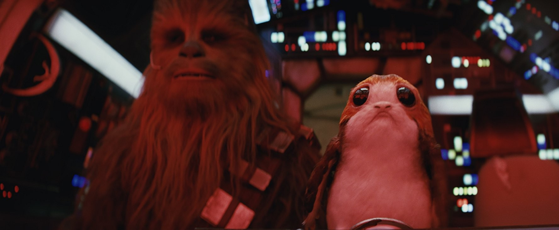 Cine Passeio tem exibição gratuita de Star Wars em outubro