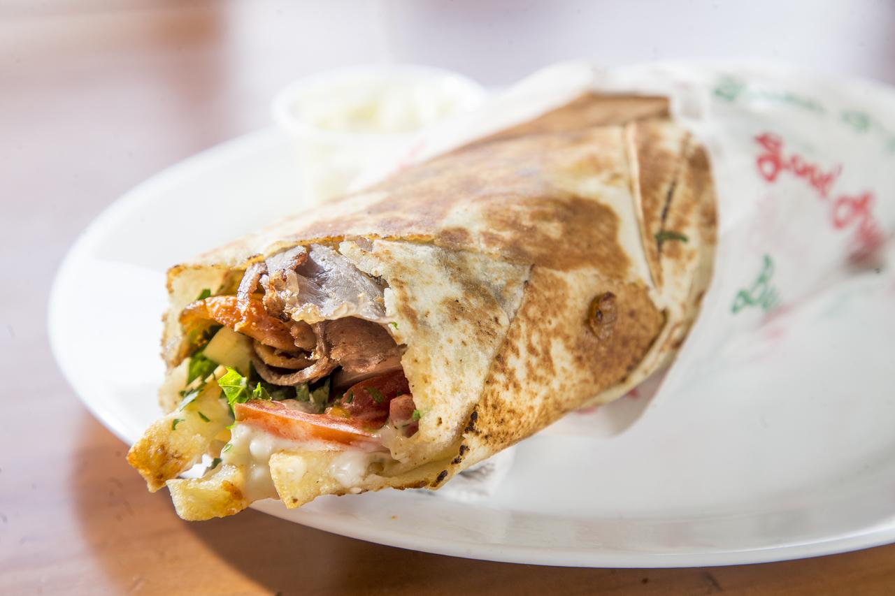Onde comer Shawarma em Curitiba com desconto