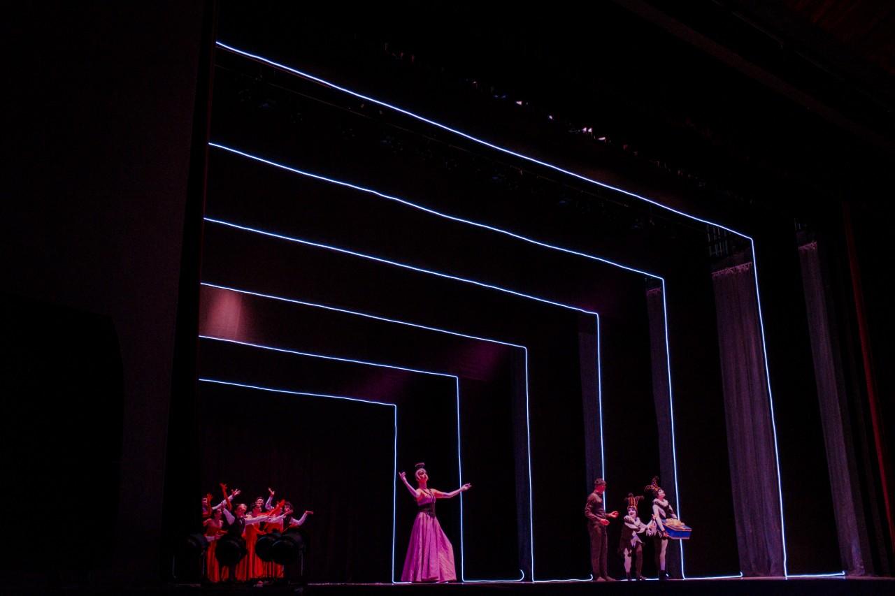 Como é o antes, durante e depois de um espetáculo do Balé Teatro Guaíra