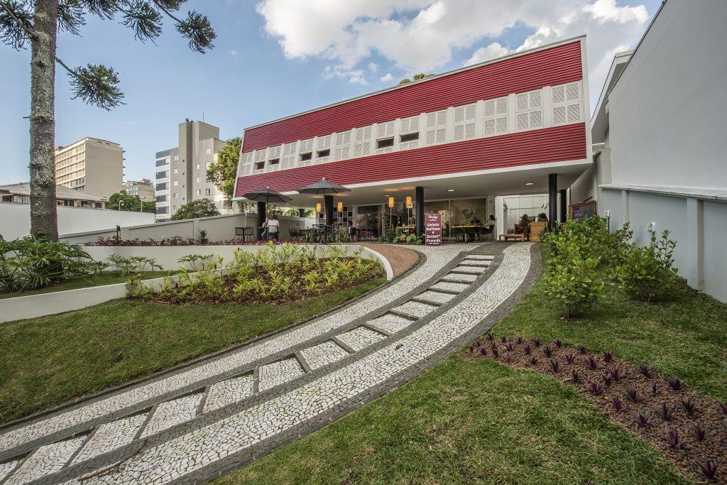 5 restaurantes com arquitetura incrível para curtir em Curitiba