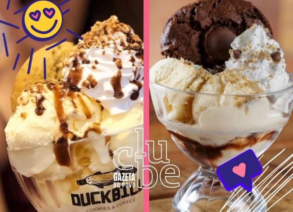 Conheça o Ice Cookie do Duckbill