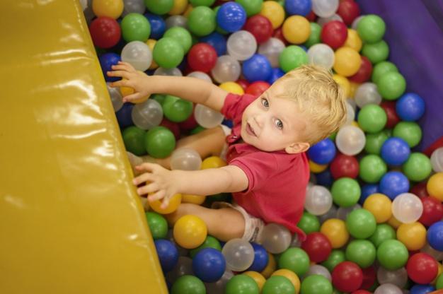 Kinder Park aluga brinquedos para crianças (em casa!) na quarentena