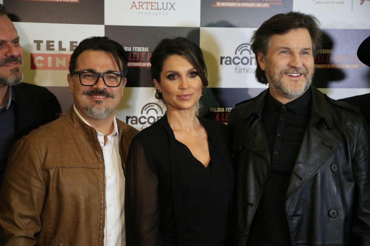 Pré-estreia do filme da Lava Jato coloca Curitiba nos holofotes do cinema brasileiro