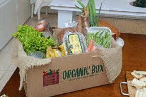 Receba uma caixa de orgânicos toda semana na sua casa com desconto do Clube