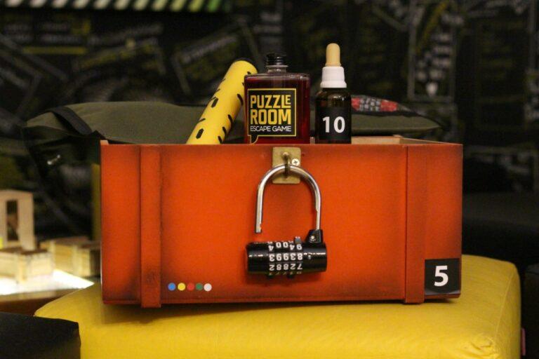 Puzzle Room aluga kit de escape game pra você brincar em casa