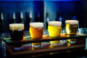 Diferentes chopps da Beer Mad para você pedir em casa