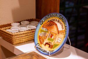 Quintana tem prato colecionável no delivery