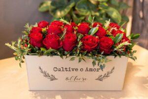 Ganhou flores no dia dos namorados? Saiba como cuidar delas