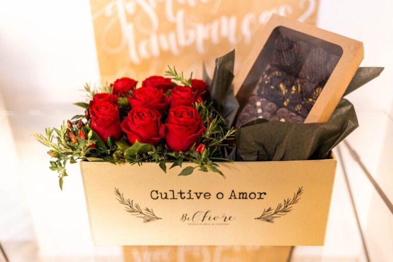 Ideias de flores para presentear quem você ama