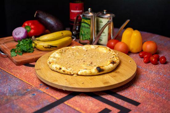 Conheça a pizza de banoffee da Fábrica Pizza Bar