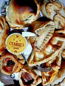 Tango Empanadas tem salgados feitos com a tradicional receita da família argentina