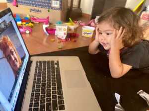 Festa virtual: Casa Poppins promove festa afetiva com brincadeiras na quarentena