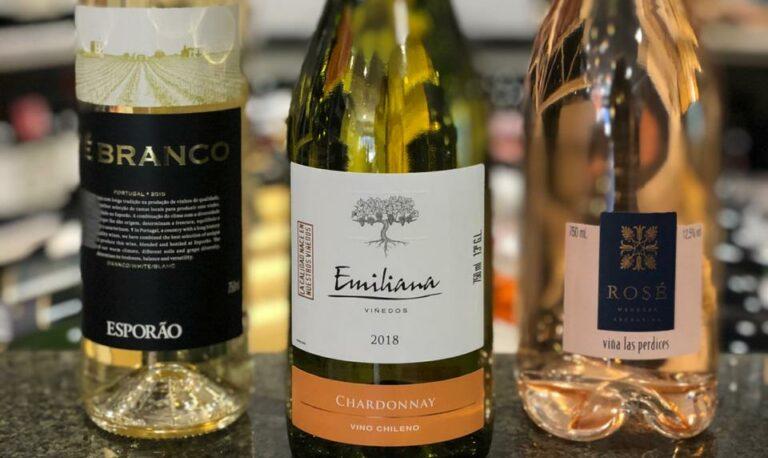 3 vinhos para harmonizar com peixes