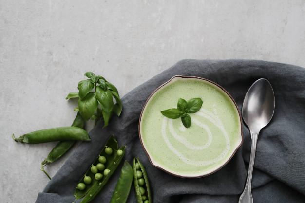 Friozinho? aprenda a fazer a sopa de ervilha com carne da Magrass