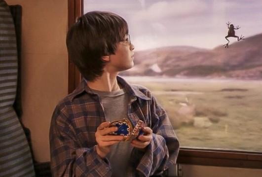 Para fãs de Harry Potter! Sinta-se na sua história favorita com os doces do filme