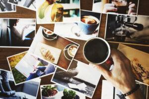 Como funciona o delivery e quais os formatos de fotos da Revelex