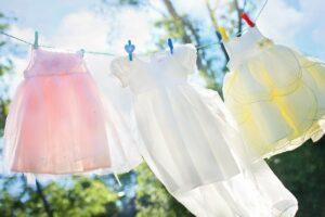 Roupas em dia: lave ternos e vestidos de festa na Lavanderia Acqua Sec