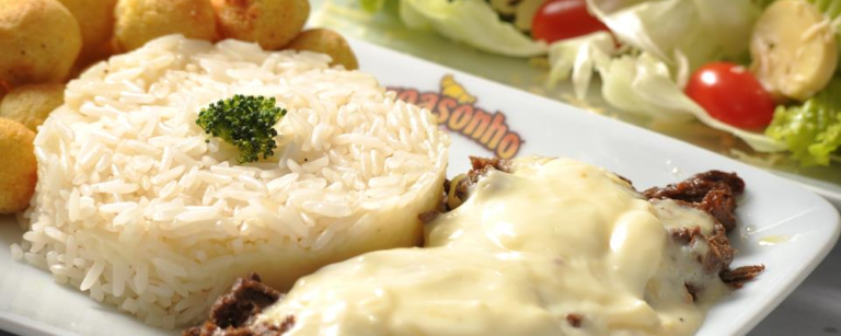 Preguiça de fazer almoço? Conheça os pratos executivos da Croasonho