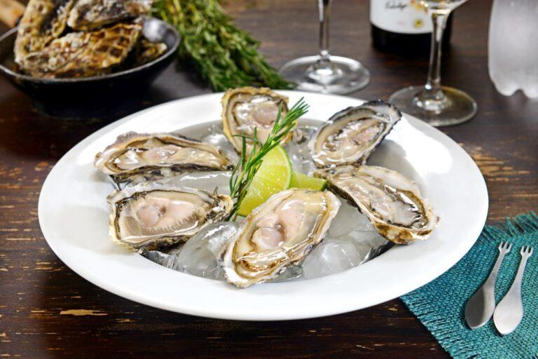 Onde comer ostras com desconto do Clube