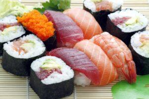 5 combinados para pedir no Sushiaki