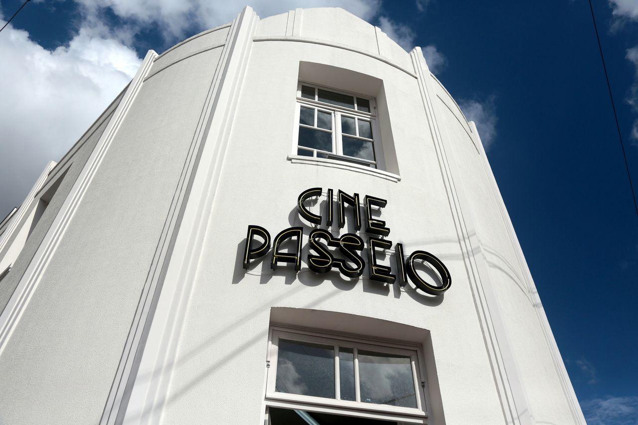 Cinema presencial: Cine Passeio volta a abrir com protocolo sanitário rigoroso