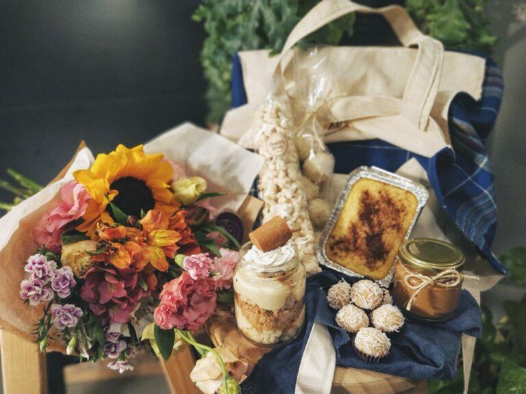 Café da manhã na sacola: CS Café & Doce tem opção criativa de presente