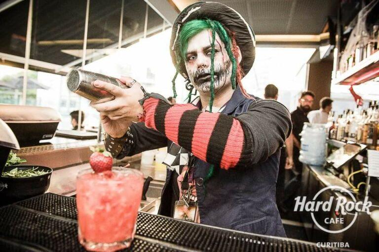 Halloween no Hard Rock Cafe tem quatro dias de festa e concurso de fantasia