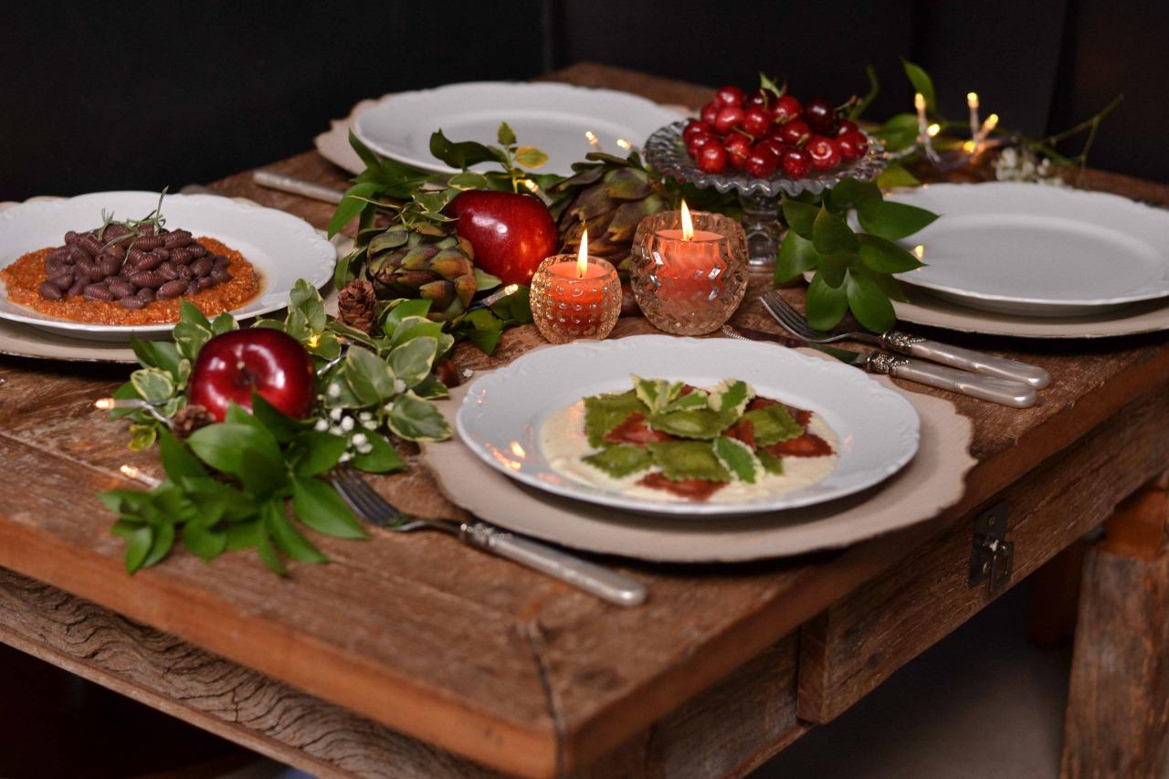 L'Artigiana lança cardápio especial para ceia de Natal